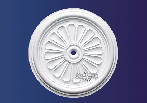 M-314-Plaster Ceiling Rose with